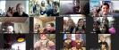 Bilder der Onlineevents unserer Kindergruppe